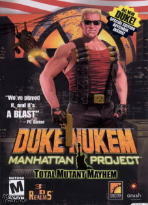 Duke Nukem: Manhattan Project pc save game 100%