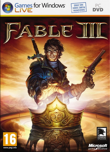 Fable 3 save game full PC