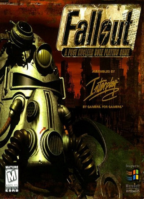 Fallout 1 PC save game