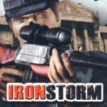 Iron Storm PC game save 100%