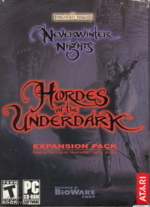 Neverwinter Nights: Shadows of Undrentide saved game pc