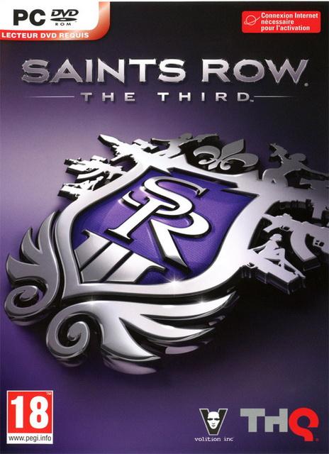 Saints Row: The Third pc savegame 100%