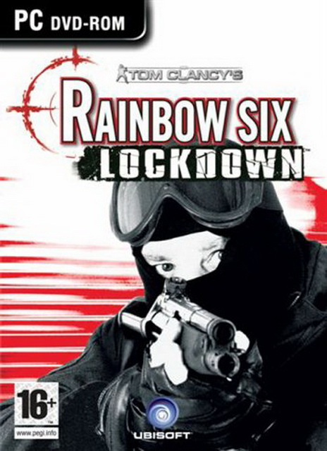 Tom Clancy's Rainbow Six: Lockdown pc savegame 100%