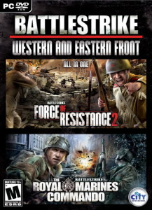 Battlestrike Force Of Resistance 2 pc save game full all missions unlocked