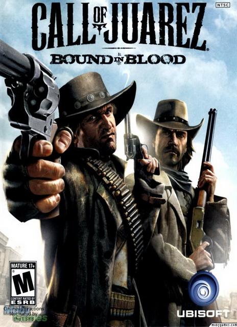 Call of Juarez: Bound in Blood pc saved game for PC
