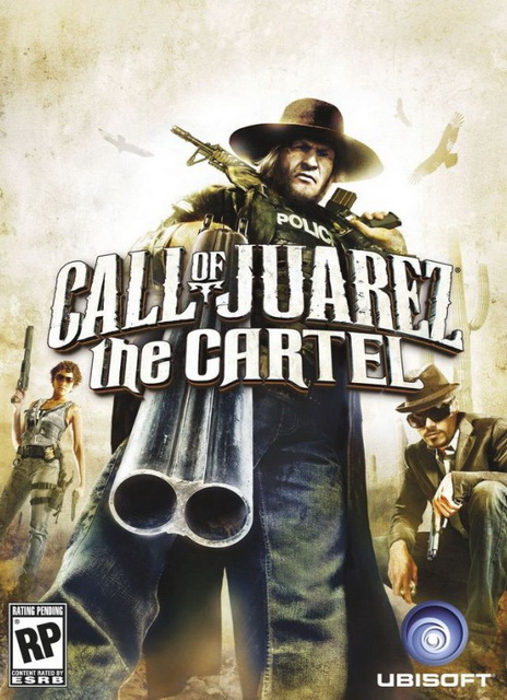 Call of Juarez: The Cartel pc saved game complete 100/100