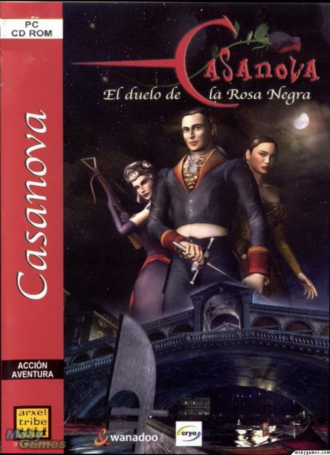 Casanova: The Duel of the Black Rose pc save game full