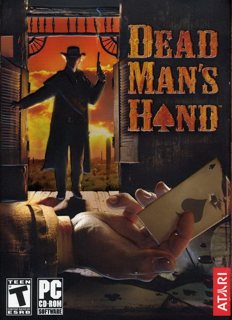 Dead Man's Hand pc savegame 100% PC