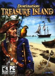 Destination: Treasure Island pc save game 100%