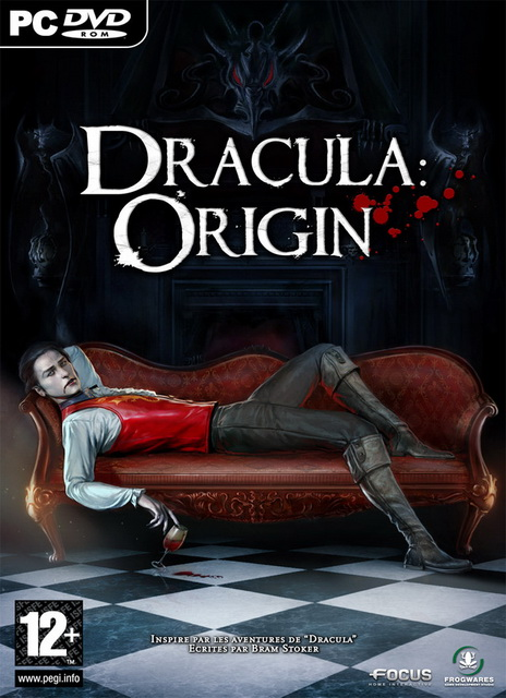 Dracula : Origin savegame for PC 100/100
