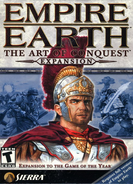 Empire Earth The Art of Conquest fulls ave game complete PC 100/100