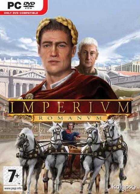 Imperium Romanum pc savegame 100%