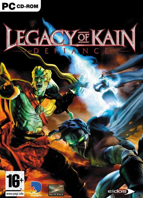 Legacy of Kain: Defiance pc saved game full unlocker