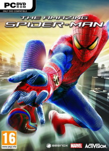 The Amazing Spider-Man 1 save game PC