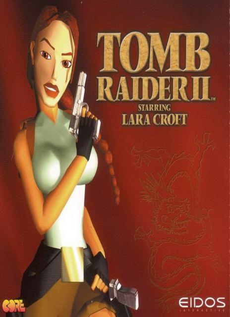 Tomb Raider 2 savegame for PC 100%