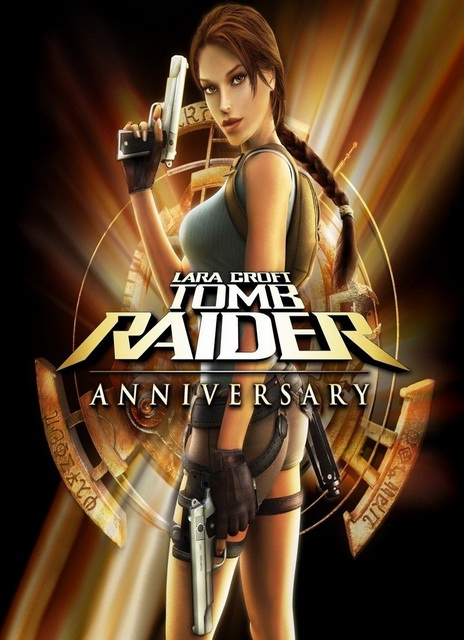 Tomb Raider: Anniversary pc save game complete all missions unlocked