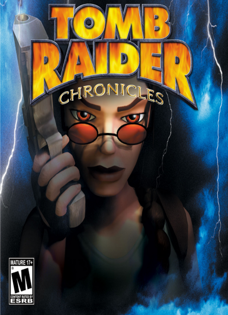Tomb Raider: Chronicles pc saved game