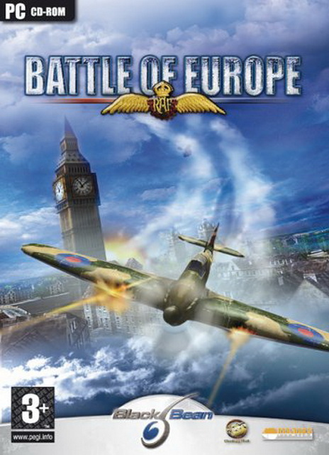 Battle of Europe pc saved game full
