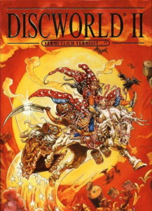 Discworld II save game full all missions unlocked