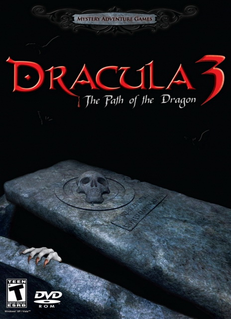 Dracula 3: The Path of the Dragon pc save game 100%