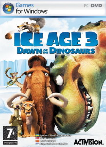 Ice Age: Dawn of the Dinosaurs pc save game 100%