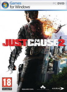 Just Cause 2 pc save game