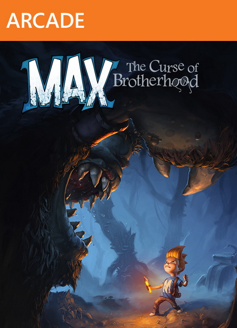 Max: The Curse of Brotherhood complete save game free download 100/100