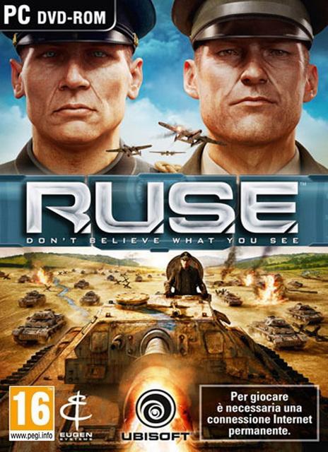 R.U.S.E. save game pc c& unlocker