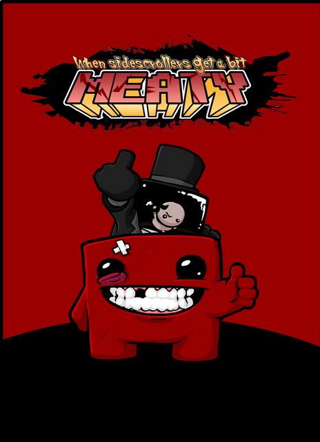 Super Meat Boy savegame PC 100%