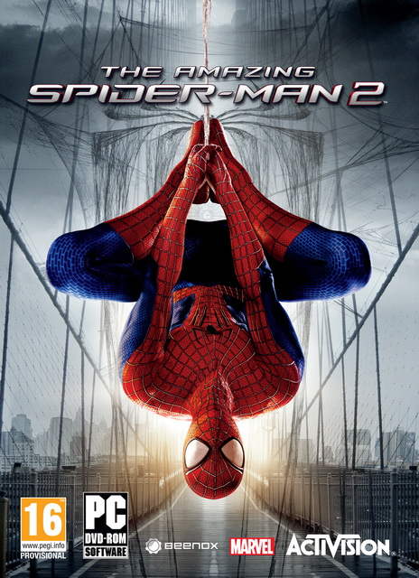 The Amazing Spider-Man 2 complete save game full 100%