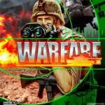 Warfare save game 100%