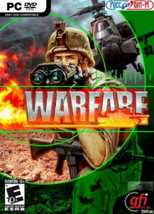 Warfare save game 100%