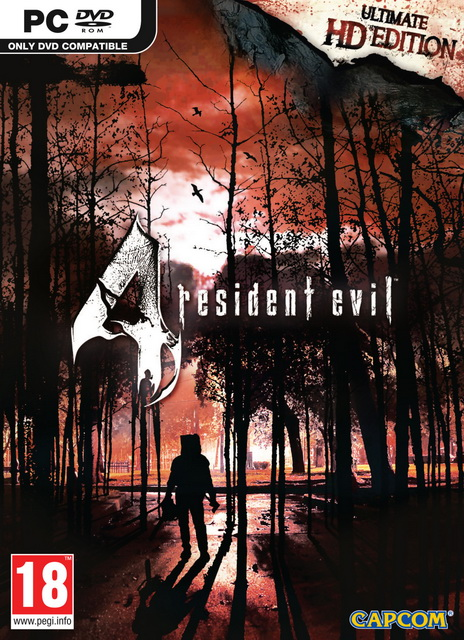 Resident Evil 4: Ultimate HD Edition pc saved game 100%