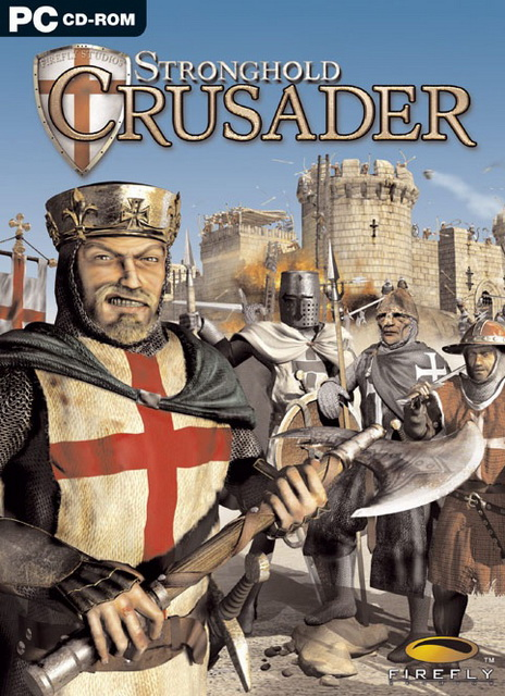 Stronghold Crusader pc save game 100%