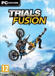 Trials Fusion save game complete full 100%