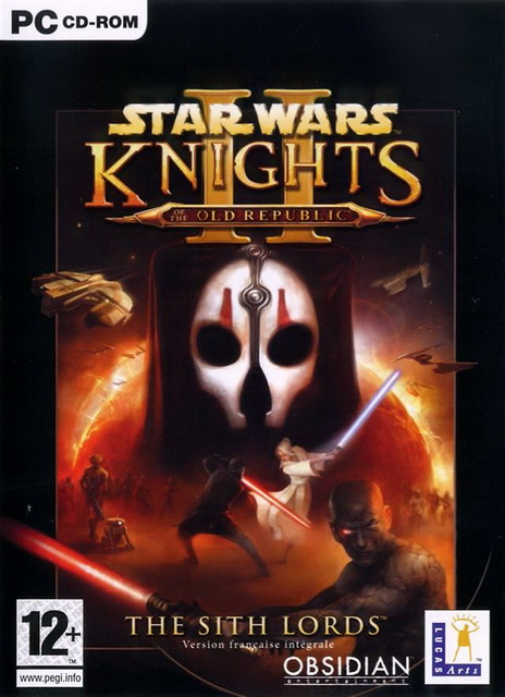 Star Wars: Knights of the Old Republic II – The Sith Lords saved game