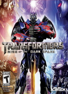 Transformers: Rise of the Dark Spark save game pc 100%