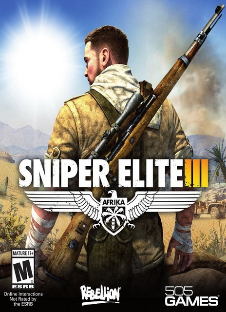 sniper elite 3 savegame 100%