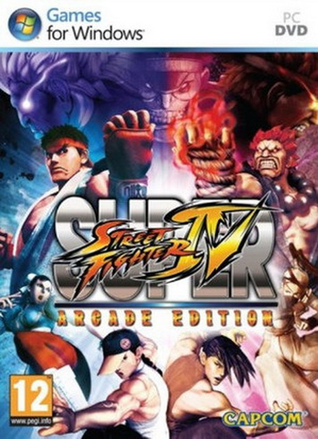 Super Street Fighter IV: Arcade Edition pc game saves 100/100