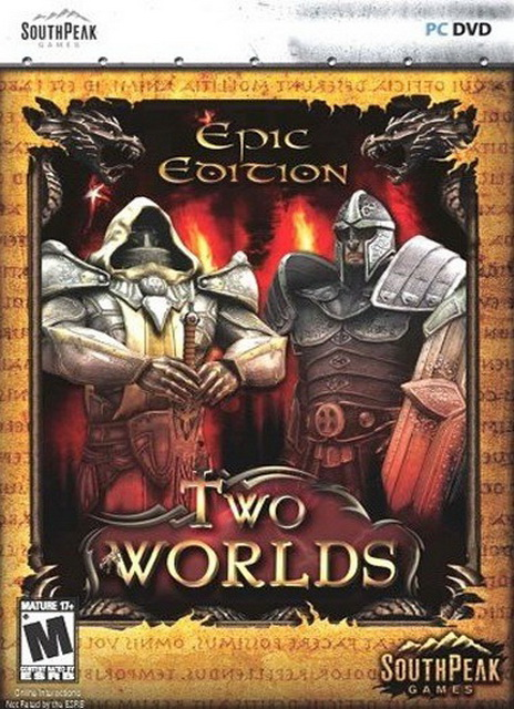 Two Worlds 1 Epic Edition pc save game 100%
