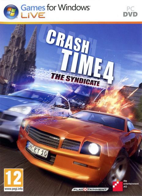 crash time 4 save game