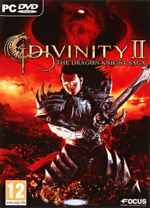 Divinity II : The Dragon Knight Saga full complete saved game 100/100