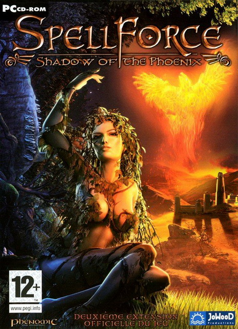SpellForce : Shadow of the Phoenix pc savedgame pc complete