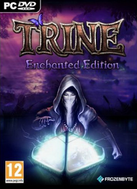Trine Enchanted pc 100/100 saved game complete