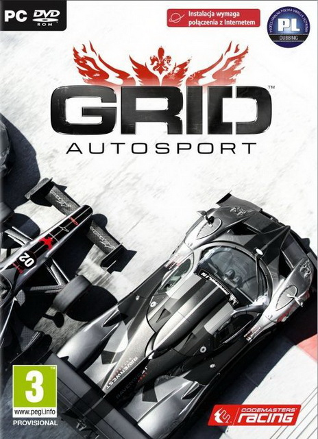 GRID : Autosport full saved game level 10