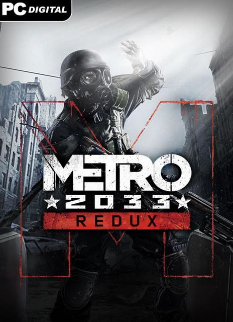 Metro 2033 Redux pc savegame 100% pc
