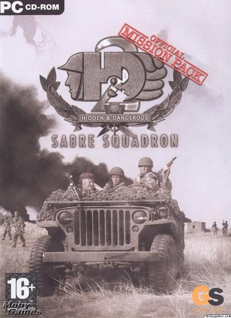 Hidden and Dangerous 2: Sabre Squadron .sav file complete unlocker