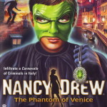 Nancy Drew: The Phantom of Venice PC savegame 100%