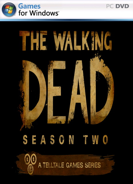 The Walking Dead :Season 2 pc save game 100% complete all missions