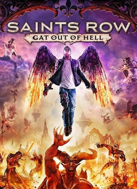 SR 4 Gat out of Hell savegame 100%